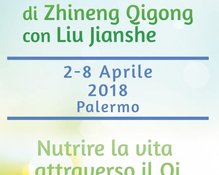 Ritiro internazionale di Zhineng Qigong
